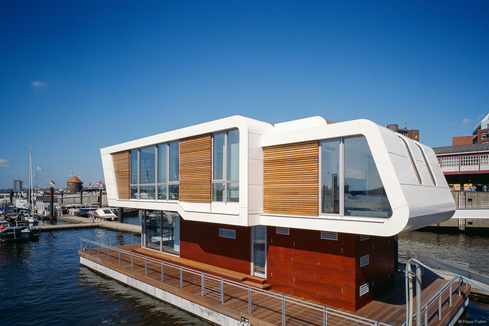 Floating Home - trabitzsch dittrich architekten gmbh